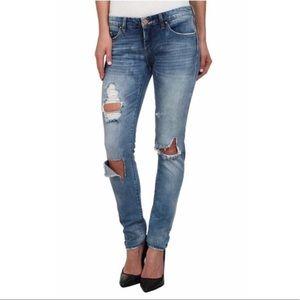 Blank NYC | Destroyed Skinny Jean